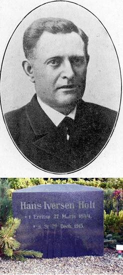 Hans Iversen Holt